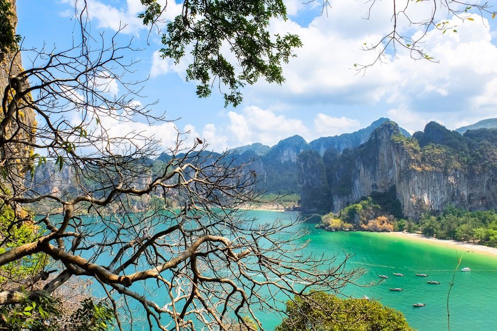 Railay West Viewpoint Hike - Railay, Krabi
