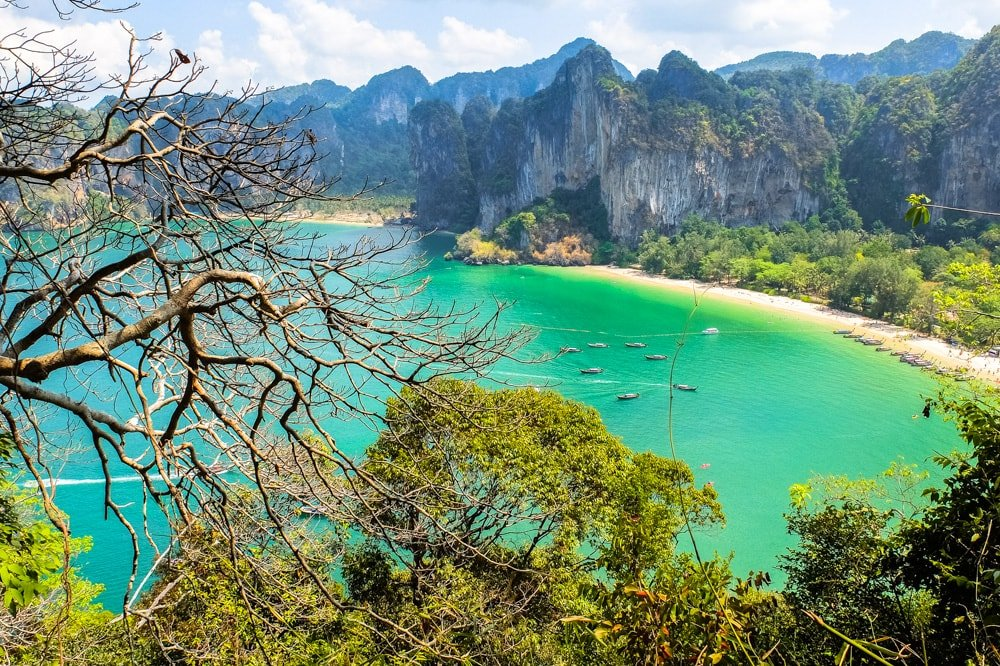 Railay viewpoint - Railay West, Krabi