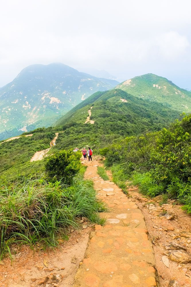 Hiking the Dragon's Back Trail in Hong Kong