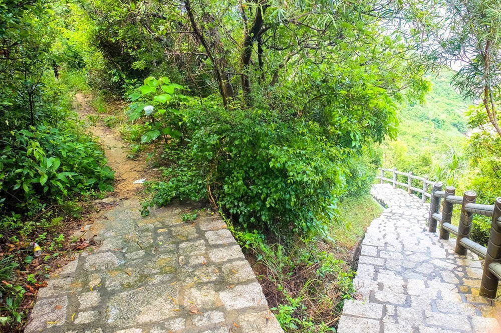 Trail on Cheung Chau