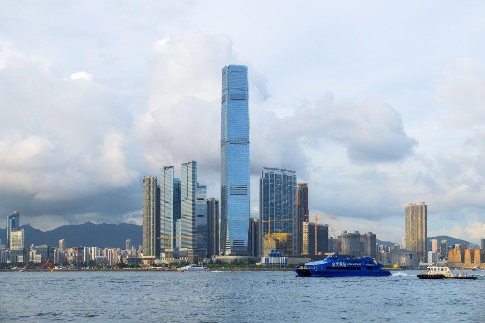 Cotai Jet Hong Kong to Macau ferry