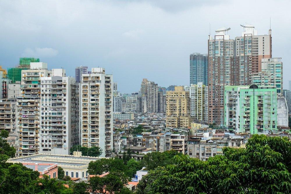 Macau views