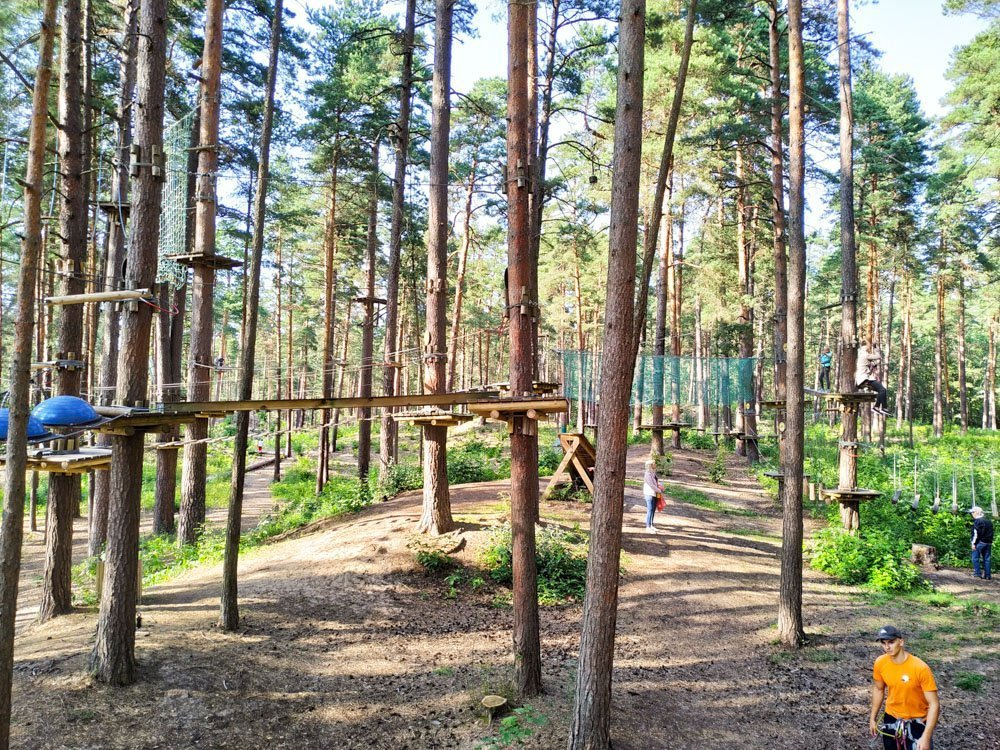 Mezakakis in Mezaparks, Riga