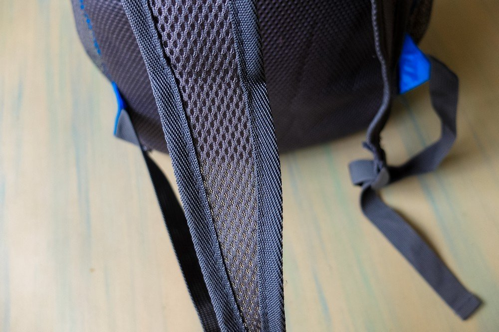 NeatPack Foldable Daypack Up Close