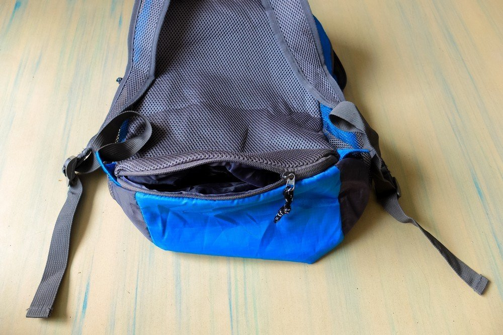 Secret Pocket - NeatPack Foldable Daypack