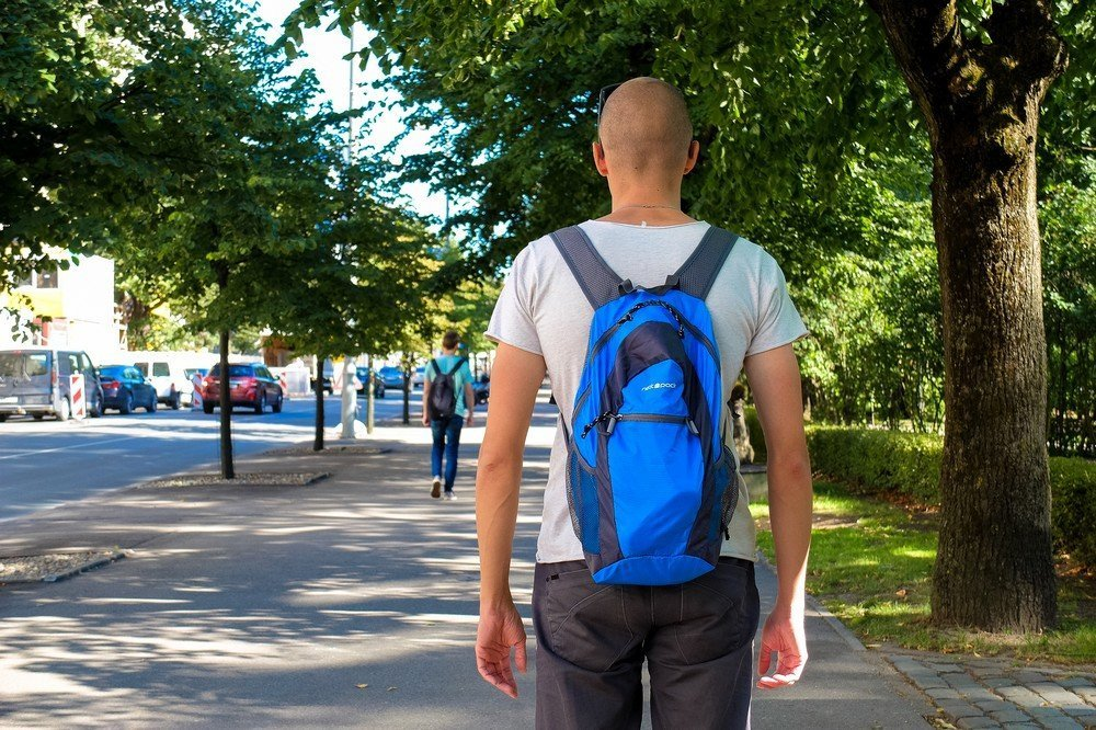 Neatpack foldable backpack - Kaspars - Best Travel Daypack