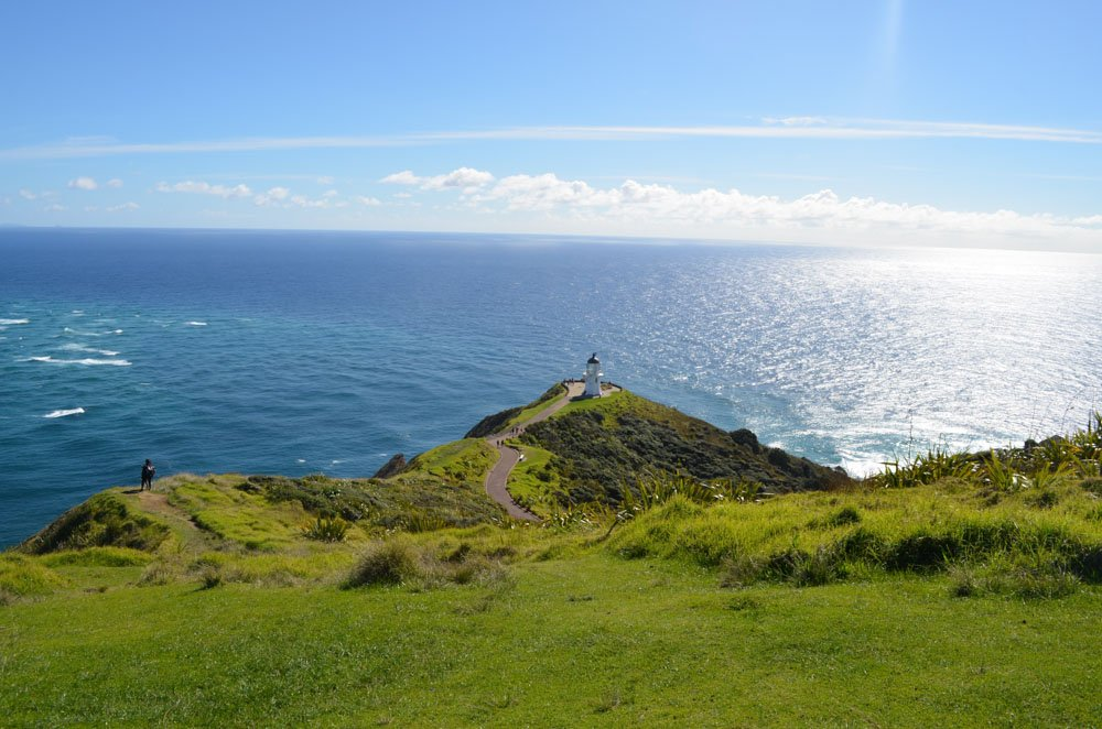 Cape Reinga, New Zealand