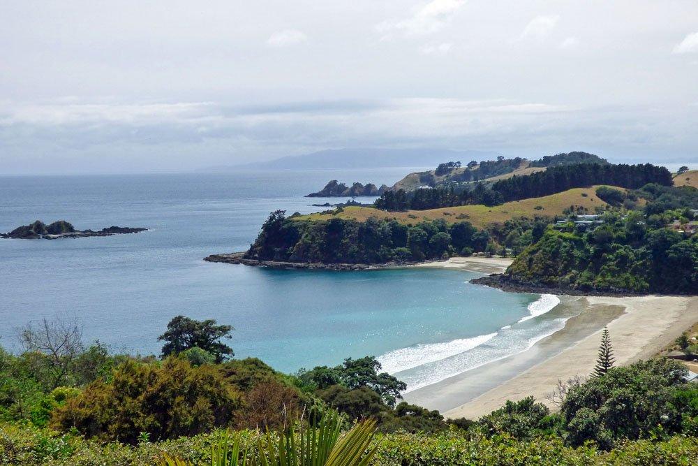 Little Palm beach, Waiheke island, New Zealand