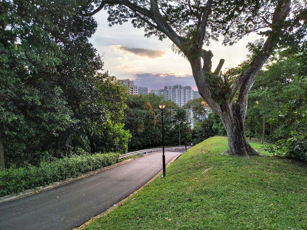Park in Singapore