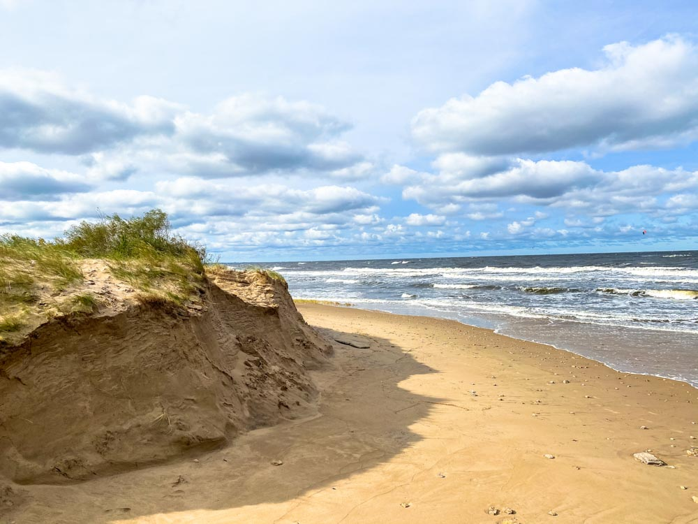 Bolderaja beach