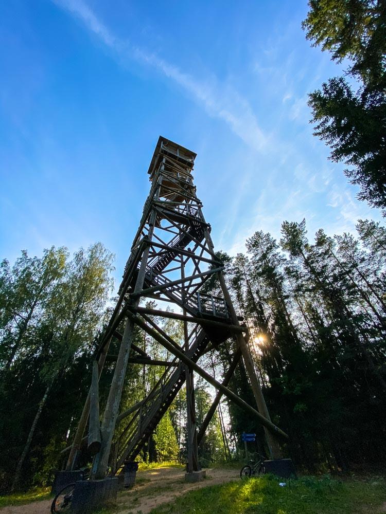 Ogre Blue Hills Observation Tower