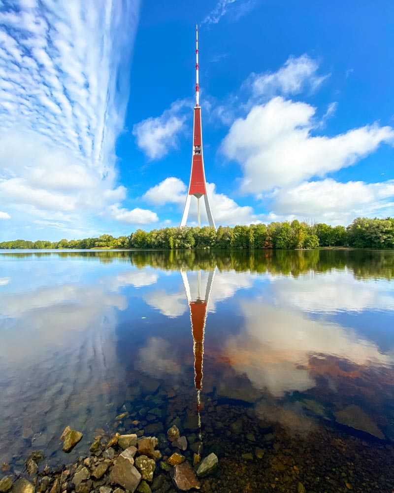 Riga TV tower