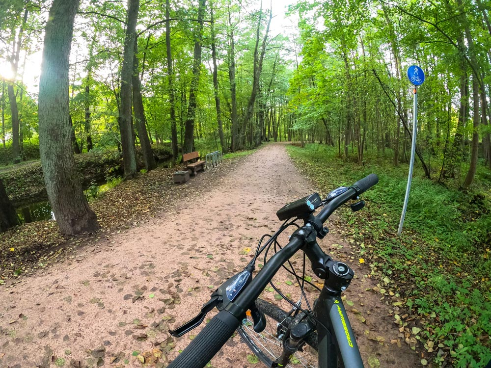 Riga - Marupe Bike Path