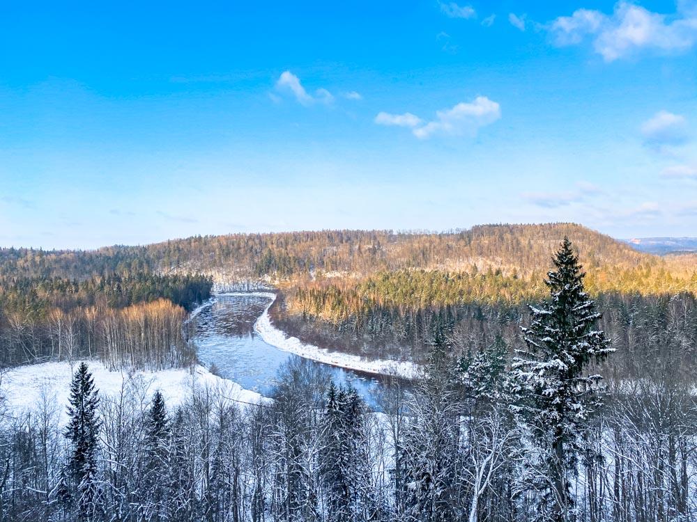 Keizarskats, Sigulda - Eglupe Hike