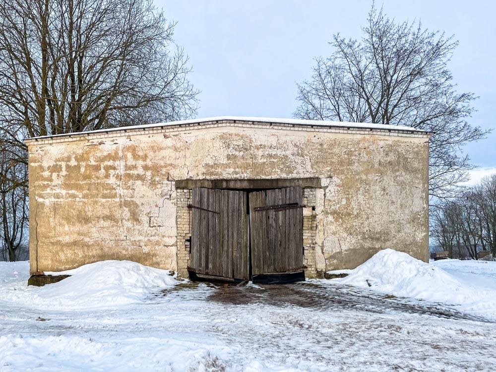 Old building near Sigulda