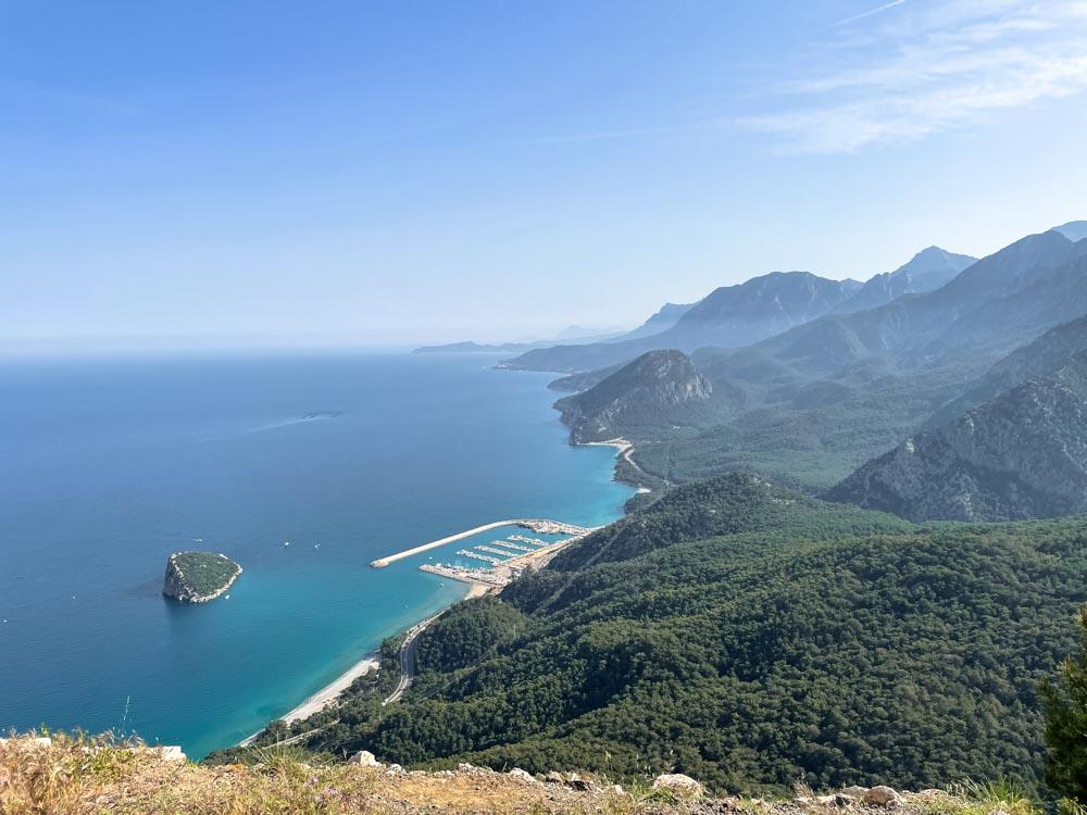Coastline near Antalya