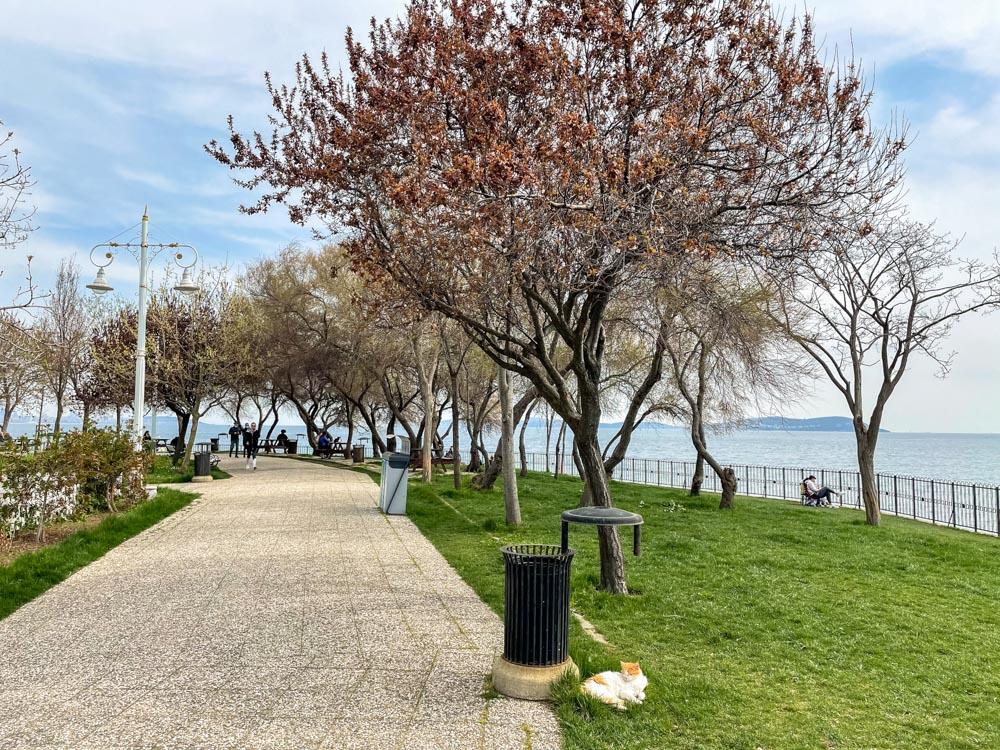Fenerbahce Park, Istanbul