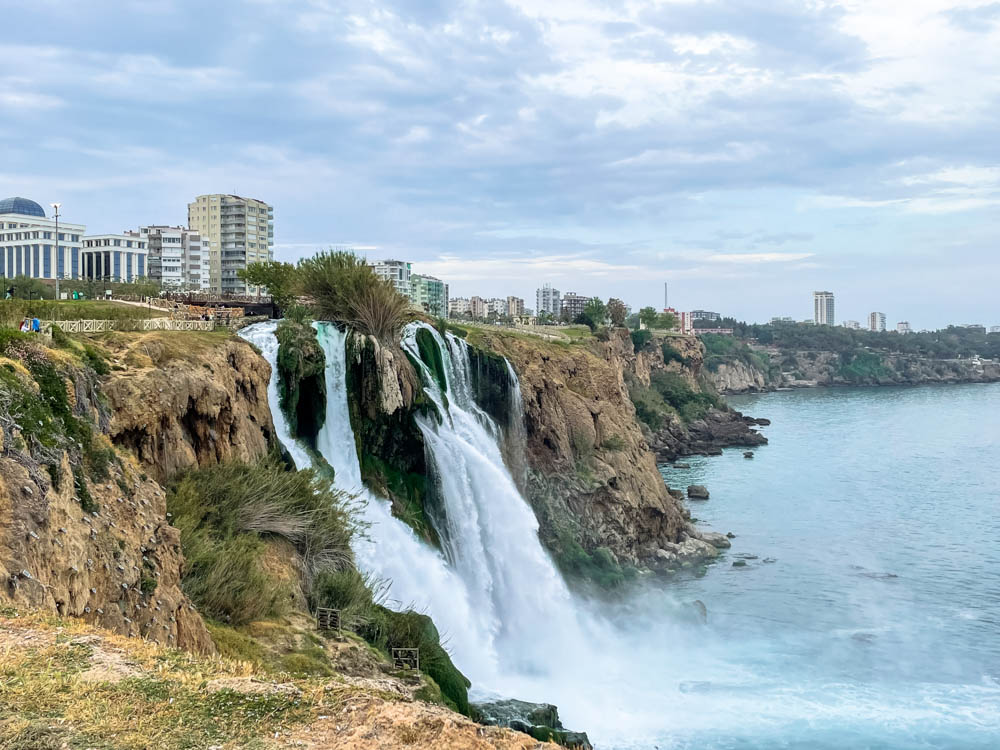 Duden Waterfall Antalya